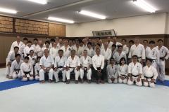 Groupe Waseda : entrainement avec John Teramoto
